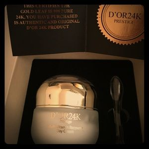 D'or 24K Luxury skincare